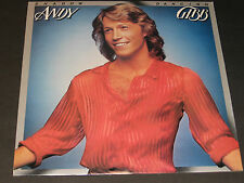 ANDY GIBB SHADOW DANCING RECORD ALBUM LP EXCELLENT MADE IN CANADA OUT OF PRINT