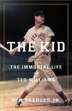 The Kid The Immortal Life of Ted Williams Bradlee Jr. (2013 Hardcover) 855 pages