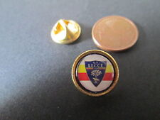 a5 LECCE FC club spilla football calcio soccer pins broches badge italia italy