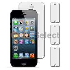 3X New Clear LCD Screen Shield Guard Protector for Apple iPhone 5 5C 5G 5S