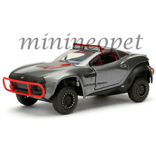 JADA 98302 FAST AND FURIOUS 8 LETTY'S RALLY FIGHTER 1/32 DIECAST MODEL CAR GREY