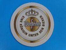 Beer Bar COASTER ~*~ WARSTEINER Brauerei ~*~ Warstein, Germany Brewer Since 1753