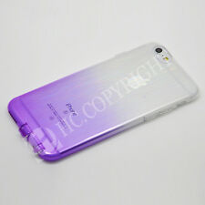 Meteor Transparent Gradient Color Soft Cover For iPhone 6 6s 4.7' With Dust Plug