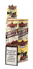 "1 Box (50x) Juicy Jays Double Blunt ""Cherry Vanilla"" Blunts cereza vainilla"