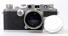 Leica III C no. 476805 mi Summitar 5cm 50mm 1:2