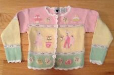 Adorable Hartstrings Easter/ Spring Sweater: size 4T
