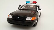 SEATED POLICE OFFICERS 2PC FIGURE SET FOR 1:24 SCALE BY AMERICAN DIORAMA 23826
