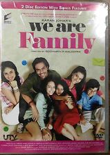 We Are Family - Official 2-Disc Collectors Edition Bollywood Movie DVD ALL/0