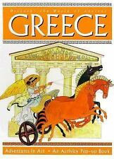Discover the World of Ancient Greece (Adventures in Art - Kit and Pop-Up Book Se