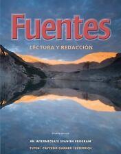 World Languages: Fuentes : Lectura y Redacción by Debbie Rusch, Marcela...