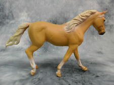 CollectA New * Missouri Fox Trotter Mare - Palomino * 88662 MFT Model Horse Toy