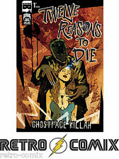 BLACK MASK 12 REASONS TO DIE #1 FIRST PRINT NEW/UNREAD BAGGED & BOARDED