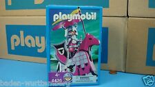 Playmobil  4436 Barbarian Knight Armor Warrior mint in Box NEW geobra 141