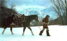 JEREMIAH JOHNSON ROBERT REDFORD COLORADO ROCKIES ROCKY MOUNTAINS PHOTO POSTER