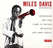 Davis, Miles Conception CD