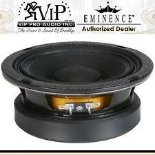 "Eminence Beta-6A 6-1/2"" High Power 350W Midbass 8-Ohms Midrange Woofer Speaker"