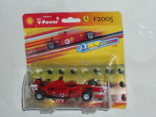 New Boxed 1:38 Ferrari F2005 Formula 1 Car F1 Michael Schumacher Grand Prix GP