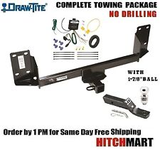 "FITS 2007-2016 BMW X-5 CLASS 3 TRAILER HITCH TOW PACKAGE  w 1 7/8"" BALL  75600"