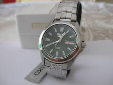 SEIKO 5 21 JEWELS MILITARY OROLOGIO AUTOMATICO WATCH AUTOMATIC NEW ORIGINALE