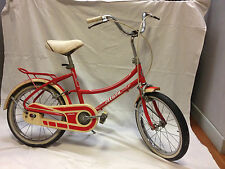 ATALA COLLEGE BABY BICYCLE BAMBINO RARE VINTAGE