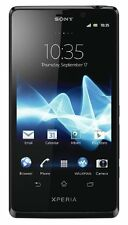 Sony Xperia TL LT30AT 16GB 4G LTE Unlocked GSM Android Smartphone - Black -
