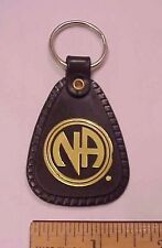 NARCOTICS ANONYMOUS - NA PLASTIC MULTIPLE YRS RECOVERY CLEAN & SERENE KEY FOB