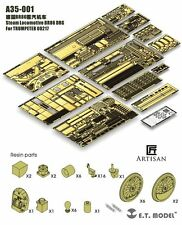 ET Model 1/35 #A35001 BR86 DRG Detail Up Deluxe Set for Trumpeter 00217