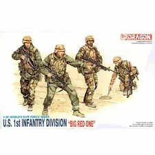 "1:35 Dragon #3015  US 1st Infantry Division ""Big Red One"""