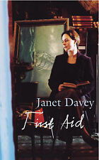 Janet Davey First Aid Very Good Book