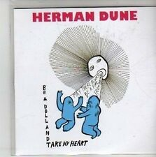 (CH585) Herman Dune, Be A Doll And Take My Heart - 2011 DJ CD