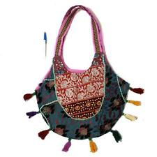 Vintage Triabal Banjara Indian Handmade Ethnic Multicolor Boho Designer Bag
