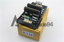 Leroy Somer R230 AVR Automatic Voltage Regulator Electronics Module Card NEW