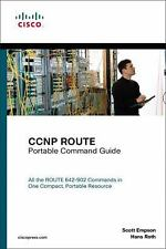 CCNP Route (643-902) Portable Command Guide   Priceless Study Tool   $15.99