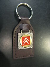 Key ring / sleutelhanger Citroën (leather)