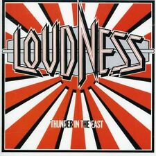 Loudness - Thunder in the East [New CD]