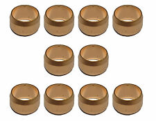 8mm Copper Olives For Compression Plumbing Fittings (10 Pack)