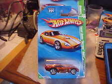 "2010 Hot Wheels SUPER Treasure Hunt #5 Shelby Cobra ""Daytona"" Coupe"