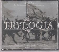 TRYLOGIA MARKOWSKI SEROCKI DEBSKI BOX 3CD 1999 PAN WOLODYJOWSKI POTOP OGNIEM