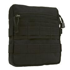 CONDOR MOLLE Modular Tactical Nylon GP General Purpose Pouch ma67-002 BLACK