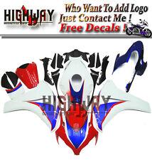 Fairing For Honda CBR1000RR 08 09 10 11 Injection ABS Kit Bodywork HRC Fireblade