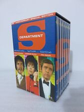 Department S Complete Series DVD Boxset (Region Free) UK Tv Series X Files