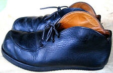 Cydwoq black leather mens 9 shoes hand made USA