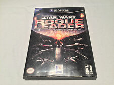 Star Wars: Rogue Leader - Rogue Squadron II (Nintendo GameCube) Complete Exc!