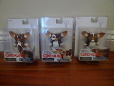 Neca Gremlins Series 3 Full Set Mogwais Stripe, Sad Gizmo & Haskins Cult Film BN