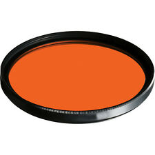B+W 72mm #16 Yellow-Orange SC (040) Filter - Schott Glass - MPN: 65-070966