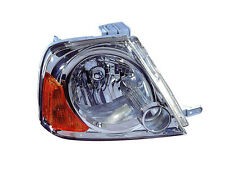 Suzuki Xl-7 Xl7 04-06 Head Light Lamp Passenger Side Rh