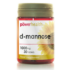 Power Health D-Mannose 1000mg  - 30 tabs