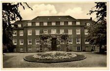 ORSOY bei Rheinberg Niederrhein alte AK ~1930/40 Partie am Marien-Hospital