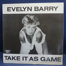 "MAXI 12 "" EVELYN BARRY Take it as game 601424"