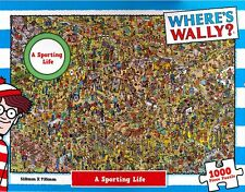 """Jigsaw Puzzles 1000 Pieces """"Where's Wally?"""" : Sports"""""""
